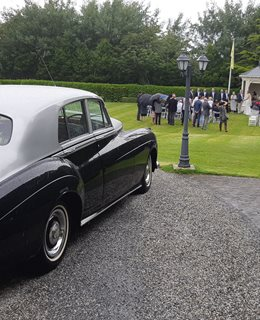Bentley At Corstorphine House