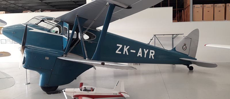 1936 De HAVILLAND DRAGONFLY